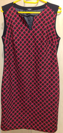 Платье женское хлопковое Ostin размер L