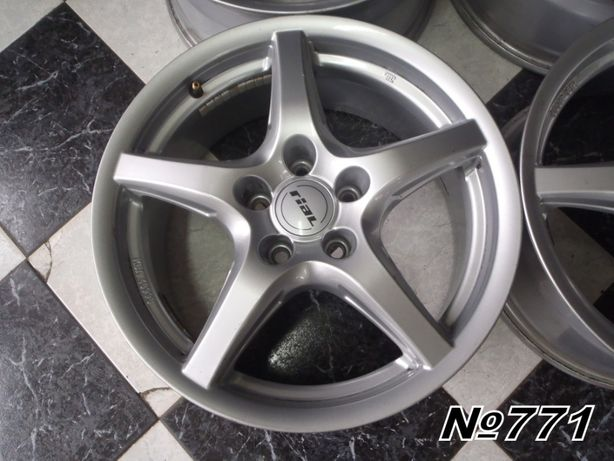 Диски Rial R17 5x112 7,5Jx17H2 ET37 Germany Mercedes/Volkswagen/Skoda