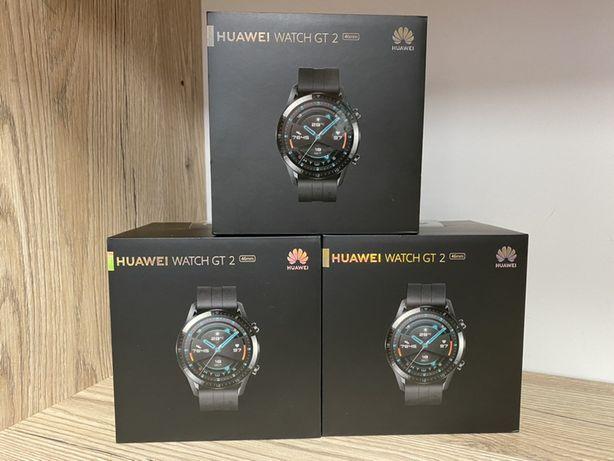 SMARTWATCH HUAWEI WATCH GT 2 46 mm Czarny Sklep ul. Rzgowska 12