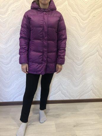 Зимнее укороченное пальто  1200 рублей
