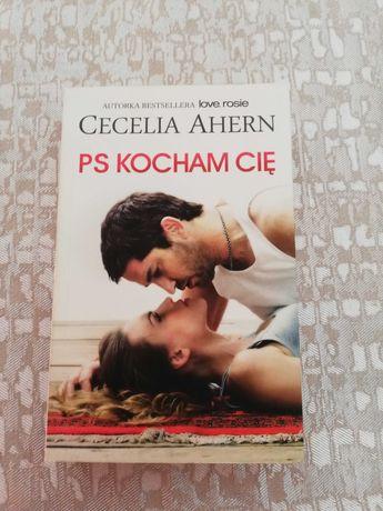 Książka PS Kocham Cię