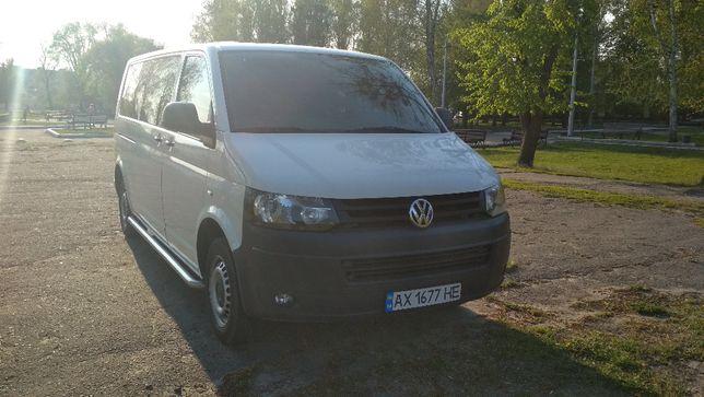 Volkswagen Transporter T5 Long 2013