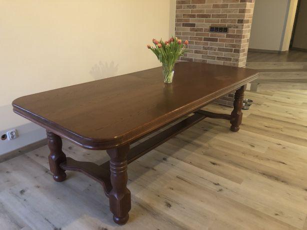 Solidny stół rozkładany 250/350x110