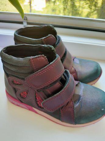 Демисезонные ботинки ортопедические