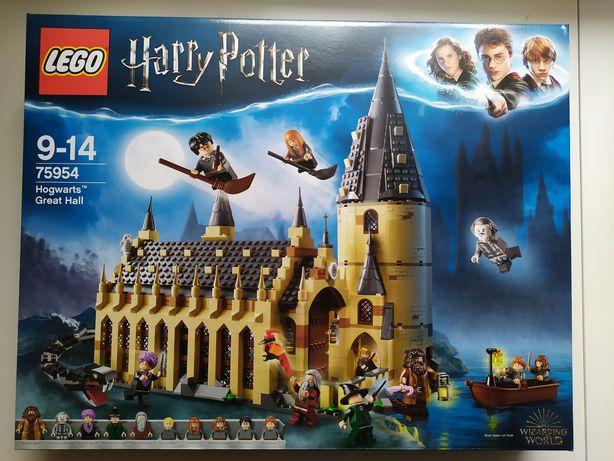 LEGO Harry Potter - Wielka Sala w Hogwarcie. 75954. Nowe zapakowane.