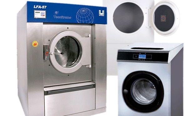 Máquinas de Lavar e Secar Industriais Self service Tecnitramo Portugal