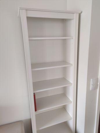 Estante IKEA Brusali branca (nova)