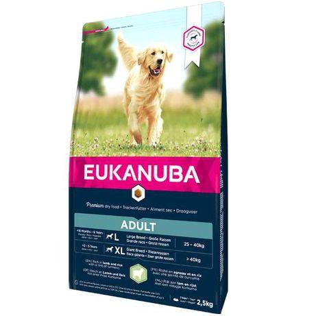 Eukanuba Adult Large Borrego 18kg (cães adulto de porte grande)