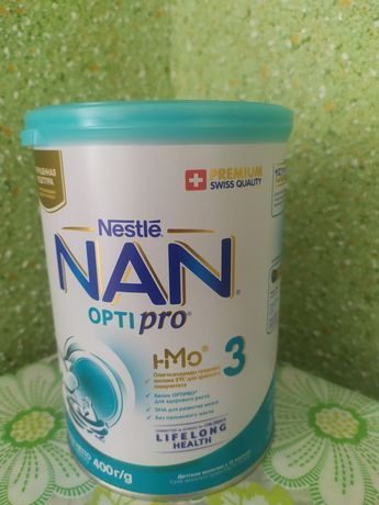 Продам дитячу суміш NAN3 400гр. Нова, не відкрита