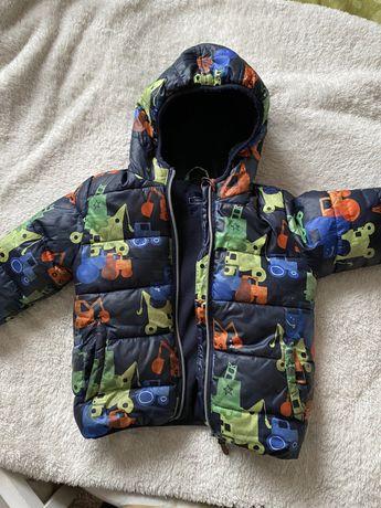 Куртка Next зимняя на мальчика