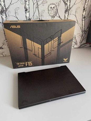 Ноутбук Asus TUF F15 - i5/RTX3060/8Gb/512gb 144Гц