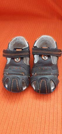 Sandałki chlopiece Lasocki Kids rozmiar 21