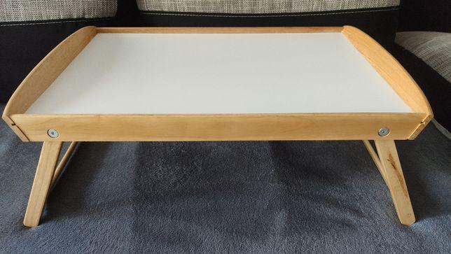 Stolik na łóżko
