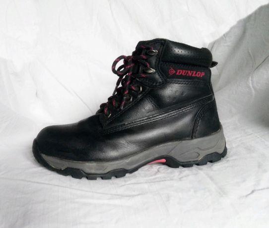 Dunlop Safety On Site Ботинки 38 р. 24,5 см по стельке