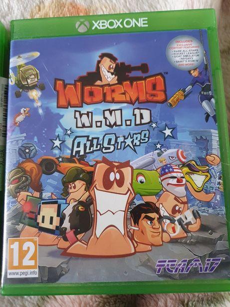Gra na Xbox One Worms