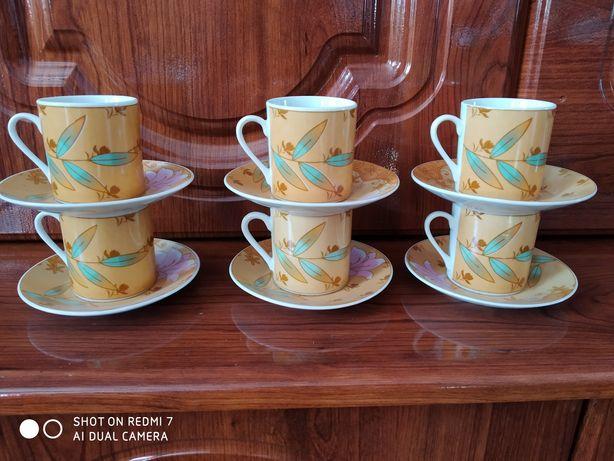 Чашки  кофейные...