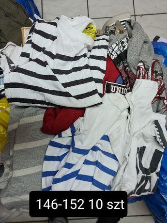 sprzedam ubrania zestaw chłopiec 146-152