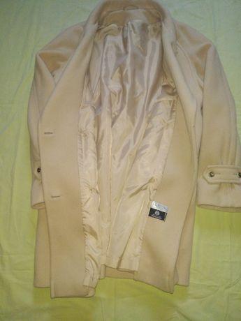 Шерстяное пальто Woolmark MAX MARA оригинал (р.46-48) весна-осень