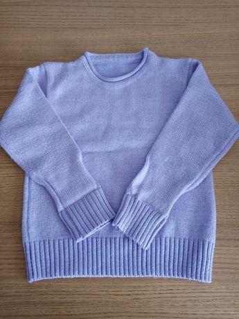 Sweterek dziewczęcy rozmiar 104
