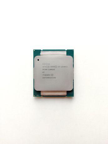 Процессор(X99, soc2011-3) - Intel Xeon E5-2640V3(8 ядер/16 потоков)