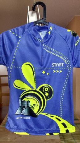 Nowa koszulka rowerowa Maja Włoszczowska Support Team rozmiar S