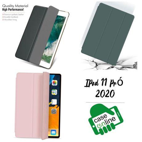 """Capa iPad 11 Pró 2020 / iPad 10.2"""" / iPad 9.7"""" -Div. Cores-Nova-24h"""