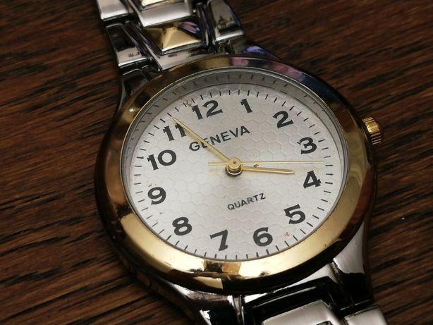 Sprzedam zegarek marki Geneva na bransolecie - jak nowy