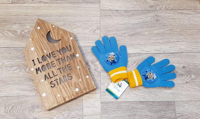 Новые Перчатки для мальчика Disney оригинал