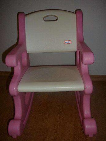 Little Tikes krzesełko, bujaczek OKAZJA