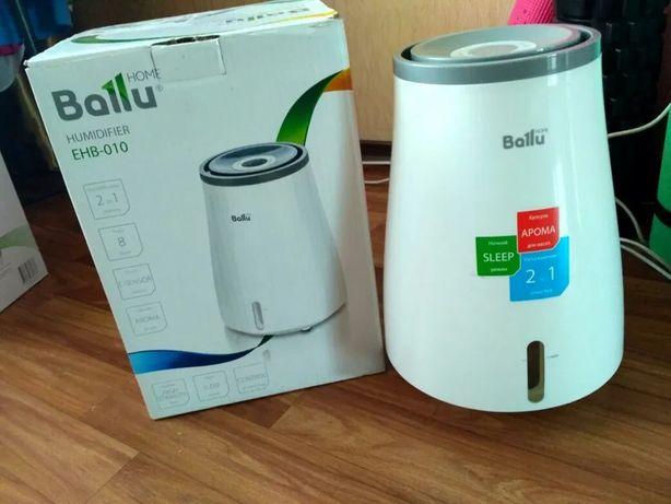 Увлажнитель воздуха Ballu (EHB-010) 2.1 литра, 30 м2 + новая губка