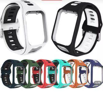 Bracelete TomTom Runner 2 e 3 / Spark 1 2 e 3 / Golf / Adventurer