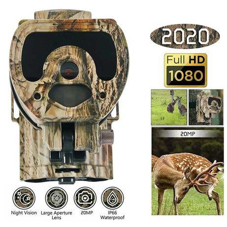 Nowa kamera leśna foto pułapka + kamera fotopułapka