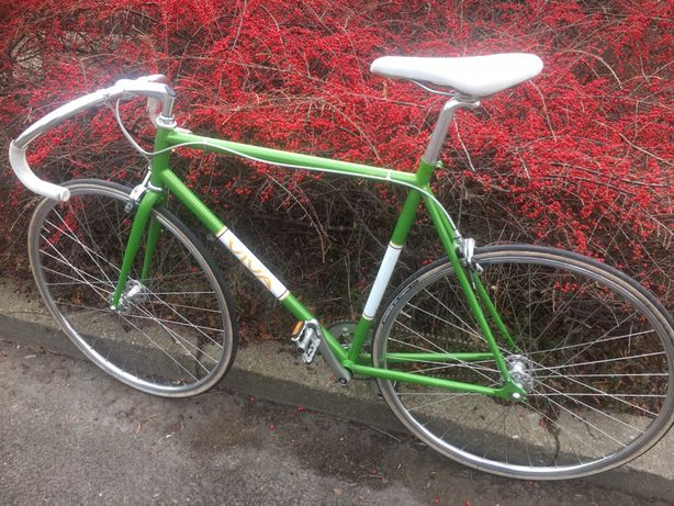 Rower stalowy single speed Viva Pista 58 cm
