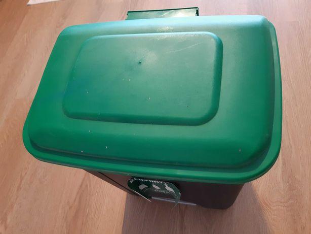 Ecoponto balde do lixo (Verde)