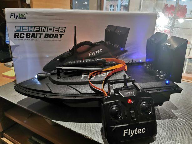 Flytec Fish Finder łódka zdalnie sterowana
