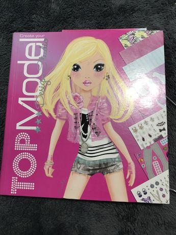 Top model, projektowanie moda, nie monster high ubrania lalki barbie