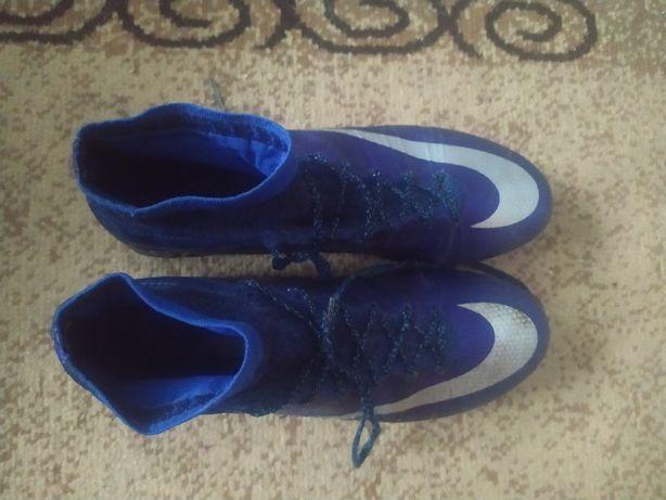 Бутсы с носком футбольные CR7