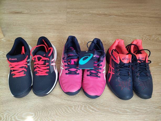 Теннисные кроссовки asics speed ff