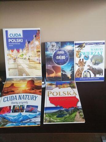 Książki przyrodniczo-edukacyjne