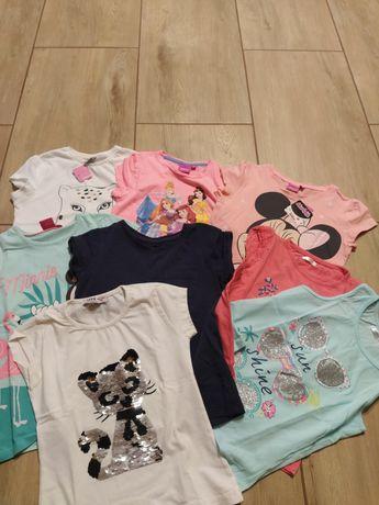 Bluzki dla dziewczynki 116
