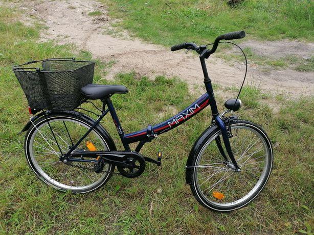 Rower składak Maxim