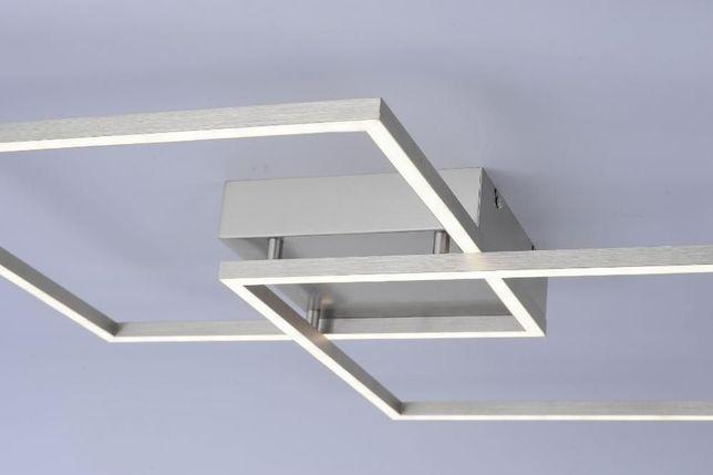 Lampa plafon 44W LED zmiana barwy pilot inigo ścimniacz ciepła-zimna