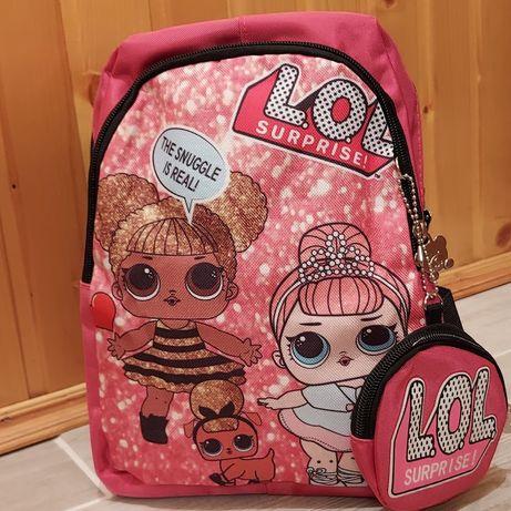 Рюкзак Гаманець LOL для дівчаток