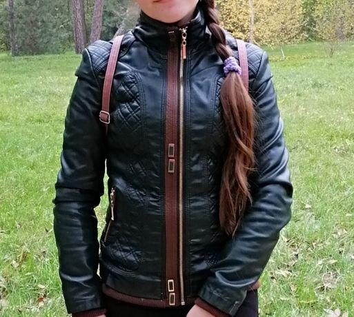 Куртка подростковая женская
