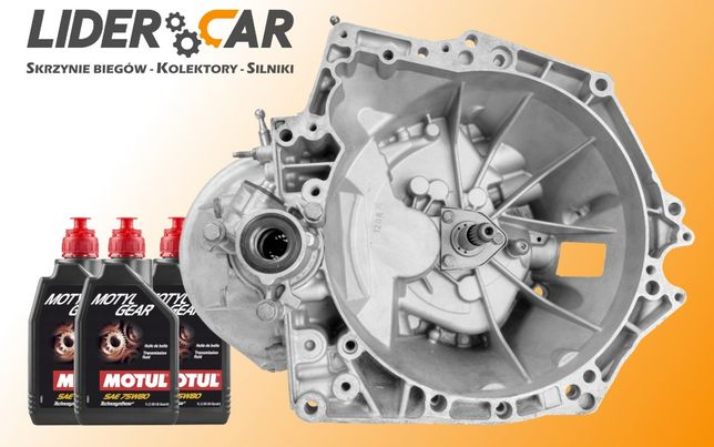 Skrzynia biegów 1.6 Peugeot Expert, Citroen Jumpy, Fiat Scudo | 20DP