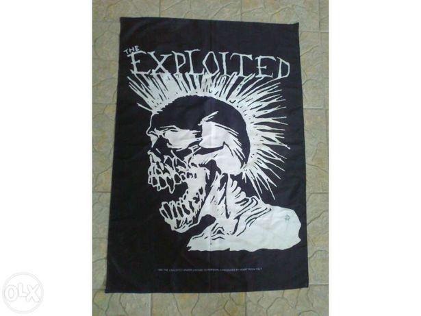 Bandeiras Punk (Exploited / Anarchy) OFERTA CD