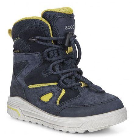 Ботинки ECCO 34р. с Gore-Tex.