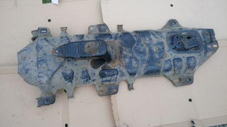 Крепление кулисы защитный экран резонатора Lancia Deadra Fiat Tipo Tem