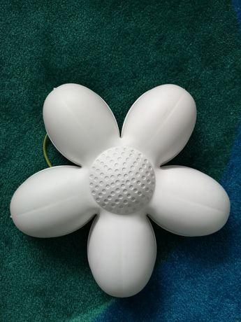 Ikea lampka ścienna Smila Blomma kwiatek