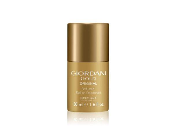 Perfumowany dezodorant w kulce Giordani Gold Original